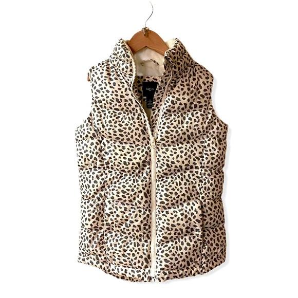 GAP KIDS puffer vest, size large